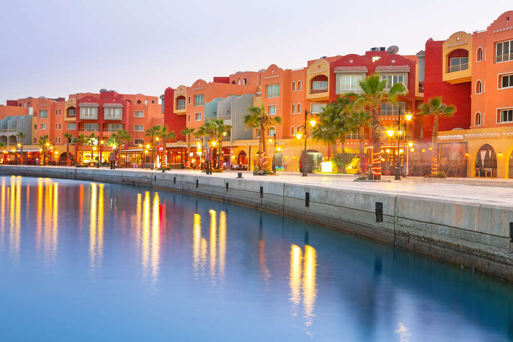 hurghada-evening