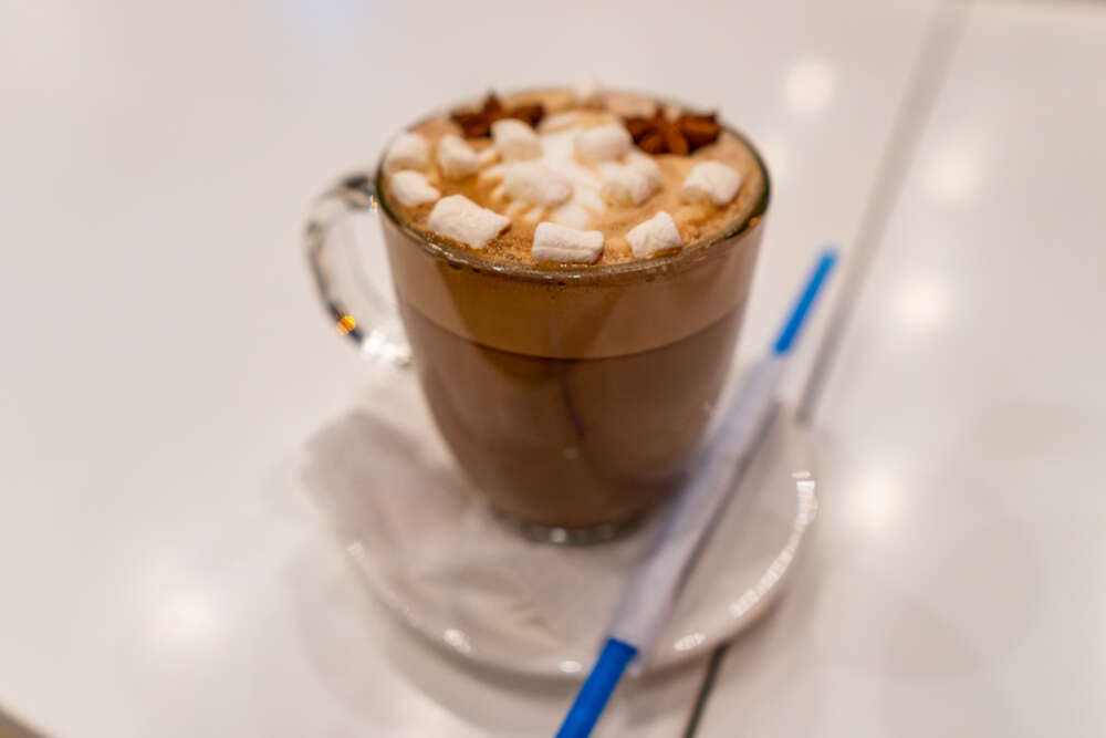 Traditional French Hot Chocolate