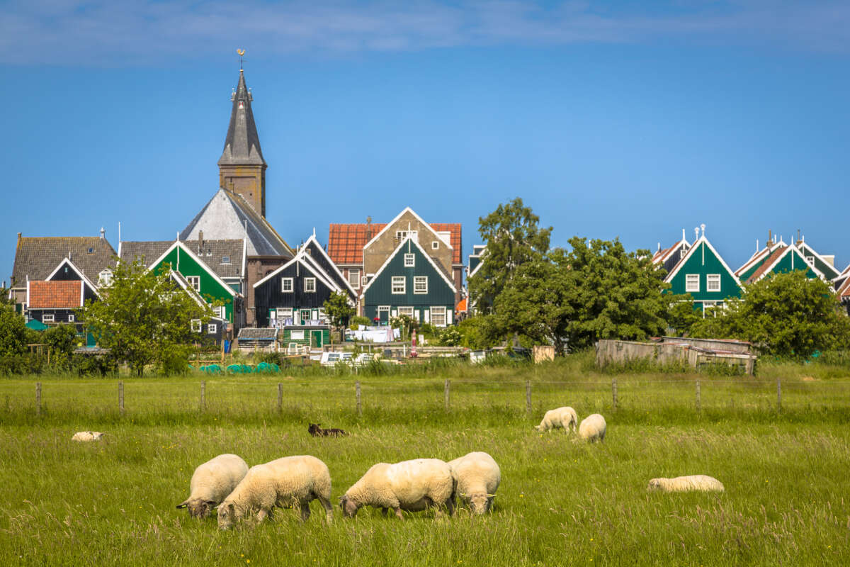 Village of Marken