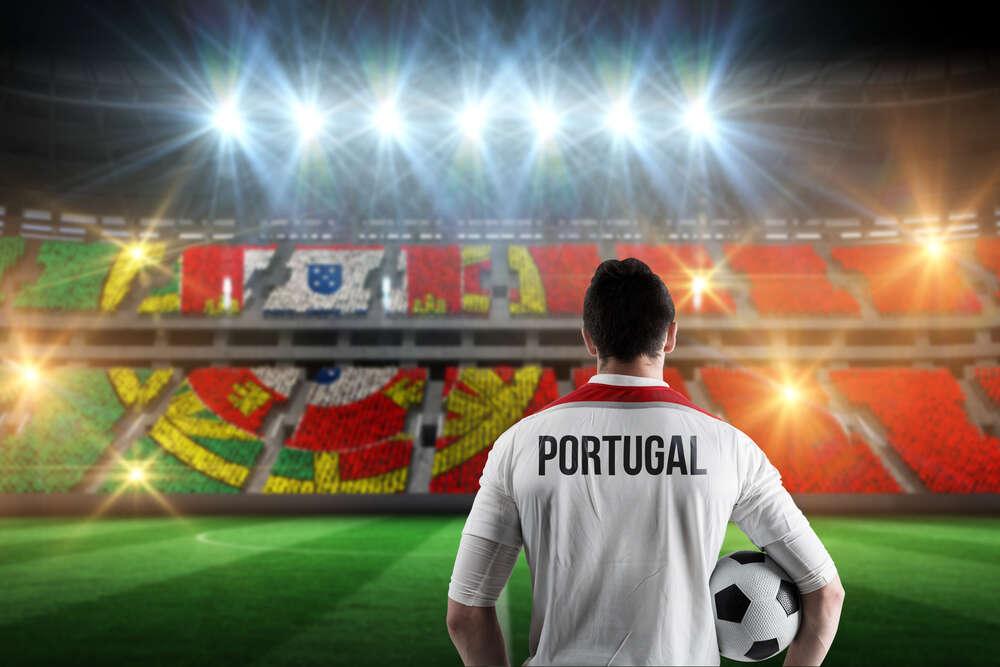 Футбол ⚽ . Неутолимая страсть Португалии - Travellizy